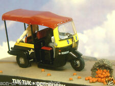 EXCELLENT DIECAST 1/43 JAMES BOND 007 TUK TUK TUKTUK SCOOTER TAXI FROM OCTOPUSSY