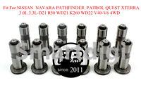 TAIHO MAIN BEARING SET .50 FOR NISSAN L13 L16 L18 Z16 Z18 PATROL 720 180B NAVARA