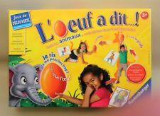 L'oeuf a dit - Ravensburger - Jeu de société amusant pour enfants + 3 ans