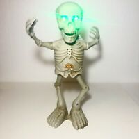 Halloween DANCING SKELETON Plays Twist And Shout NWT TESTED Working!