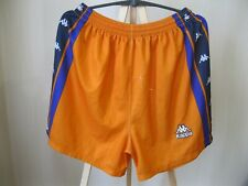 Vintage FC Barcelona 1996/1997 Away Size XL Kappa shorts pants soccer football