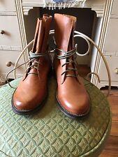 Chelsea Crew Fabio 2 Leather Boots, Tan US Size 7
