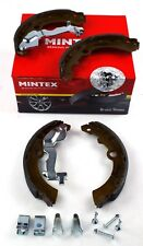 REAL IMAGE OF PART MINTEX REAR AXLE BRAKE SHOES SET FOR KIA PICANTO MFR666