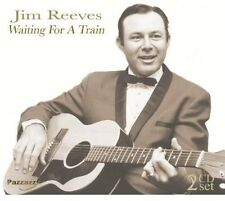 Jim Reeves - Waiting for a Train [New CD]