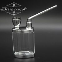 Popular Bottle Water Pipe Portable Mini Hookah Shisha Tobacco Bong Smoking Pipes