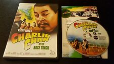 Charlie Chan At The Race Track (DVD, Cinema Classics Collection) Warner Oland