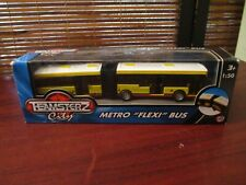 Teamsterz 1/50 Scale Model Metro Flexi Bus (NEW)