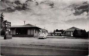 Postcard Royal Motel in McCook, Nebraska~137051