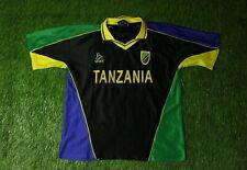 TANZANIA NATIONAL TEAM 2004/2005 RARE FOOTBALL SHIRT JERSEY HOME SKIES ORIGINAL