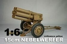 DID 1/6th Scale WWII Nebelwerfer Ordinance Yellow (Metal)
