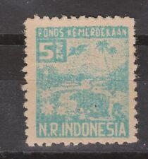 Indonesie Indonesia Japanese occupation Sumatra 18 MNH PF Japanse bezetting