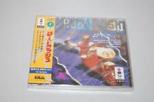 Road Rash Japan Panasonic Real 3do Game ( New / Sealed )