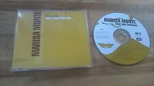 CD Ethno Marisa Monte - Songs from Rose And Charcoal (4 Song) Promo METRO BLUE