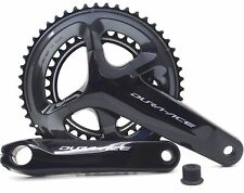 Shimano Dura Ace FC-R9100 50-34T Compact 2x11 Speed CrankSet 165mm, New In box
