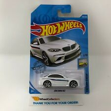 2016 BMW M2 #200 * WHITE * 2019 Hot Wheels Case L