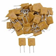 50pcs 5000mA 16V 5A PolySwitch Resettable Fuse Poly Switch Polymeric Leaded PPTC