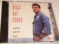 CD Billy Ray Cyrus: Some Gave All (1992 Mercury/Polygram (USA)) Country