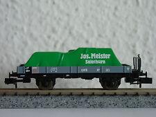 "SMB M4 grau ""Jos. Meister Solothurn"" 303  (2474) JURETIC Handarbeitsmodell"
