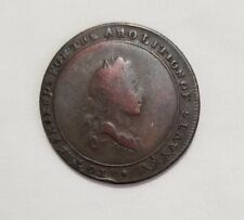 1796 AYLESBURY TO THE FRIENDS FOR THE ABOLITION OF SLAVERY SUPERB  TOKEN