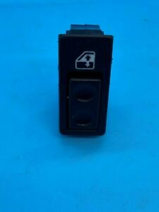 Fiat X1/9 X19 CINQUECENTO REGATA ARGENTA ELECTRIC WINDOW SWITCH 5974194