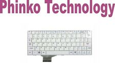 NEW Laptop Keyboard for ASUS EEE PC 900A 900HD White
