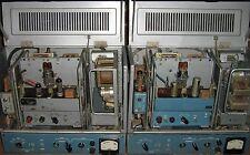 "VTG PAIR LOMO KINAP CINEMA SYSTEM MONO BLOCKS ""SOUND 1-25"" TUBE VALVE AMPLIFIER"