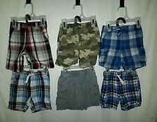 (6) TODDLER BOYS SHORTS SIZE 18 MONTHS