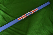 1 ONE PIECE UNION JACK FLAG DESIGN BILLIARDS POOL SNOOKER CUE CASE HOLDS 2 CUES