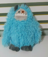TARGET YETI PLUSH TOY MEDIUM BLUE YETI STUFFED ANIMAL 30CM