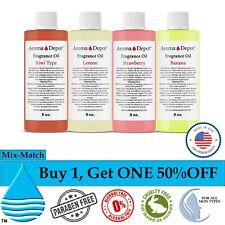 8oz Fragrance Oil Candle Lotion Soap Kit Bath Bomb Home Incense Making Premium