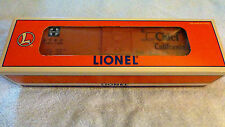 "MINT Lionel 6464-196 SANTA FE ""SUPER CHIEF TO CALIFORNIA"" Boxcar, 6-19282"