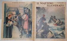 1940 avventura sul ghiaccio Mas Tunnel sul Gianicolo Guerra Finlandia Napoli di