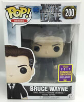 Funko Pop Heroes 200 DC Justice League Bruce Wayne Summer Convention Exclusive