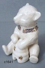 Lenox China Jewels Honey Bear figurine mint condition