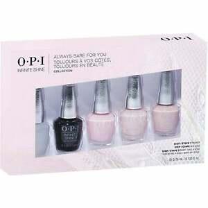 OPI Always Bare For You Mini Set - 2020 Nail Polish Collection (5 x 3.75ml)