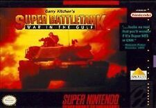 Garry Kitchen's Super Battletank: War in the Gulf (Super Nintendo, 1992)