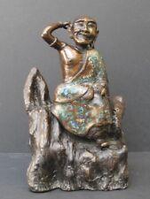 Antique Ahrat Cloisonne Bronze, Japan