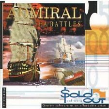 ADMIRAL SEA BATTLES - PC Strategy - New & Sealed