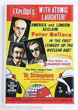 Dr. Strangelove (Australia) FRIDGE MAGNET (2.5 x 3.5 inches) movie poster