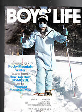 Boys' Life Magazine GISMO2BL Robto Philmont Mountain Men February 1989
