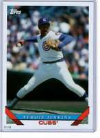 Fergie Jenkins 2019 Topps Archives 5x7 #237 /49 Cubs