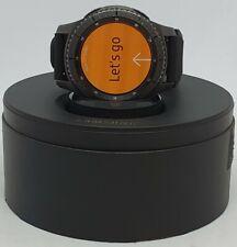 Samsung Gear S3 Frontier Black Smartwatch