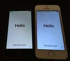 2 Apple iPhone 5s - 16GB - excellent condition