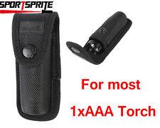 Flashlight Tasche/Holster For Ultrafire M1/M2/M5/A3/U20S mini Taschenlampe DE