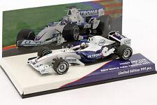 S. Vettel BMW Sauber C24B BMW World Finale Valencia Formel 1 2006 1:43 Minichamp