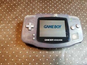 Console Nintendo game Boy Advance Transparente