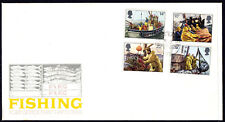 UK 1981 100th Anniversary Of Royal Mission To Fishermen FDC - Mint - Unaddressed