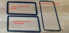 Suzuki GT750 MAB  self adhesive airbox end gasket set