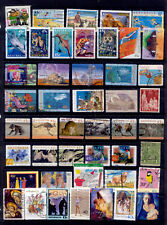 Australia 79 Different Stamps Lot Used
