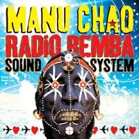 MANU CHAO - RADIO BEMBA SOUND SYSTEM    3 VINYL LP NEW!